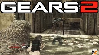 Gears of War 2 Xbox One - Around the World Jacinto! (Multiplayer Gameplay)