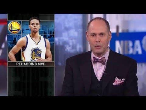 Inside The NBA: Warriors Win Opener