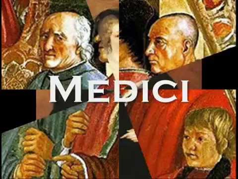 MEDICI BANKROLLED THE MYSTERIOUS RENAISSANCE TIMES
