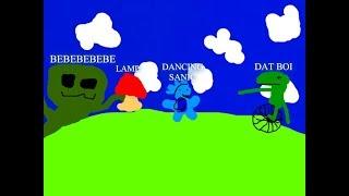 The Story Of Bebebebebe The Very Rare Pepe