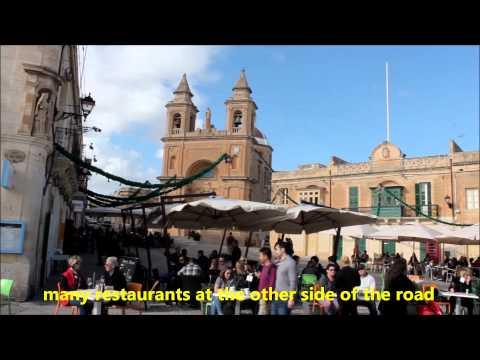 Malta 2 - Valletta & Marsaxlokk