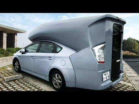 Kamp Tecrübenizi Harika Hale Getirecek Araba İcatları