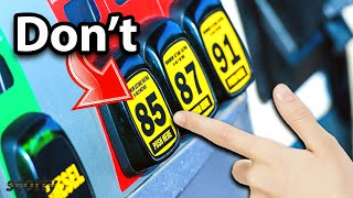7 Fuel Myths Stupid People Fall For