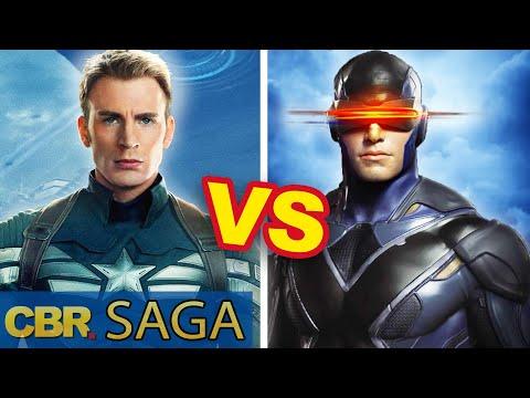 Avengers Vs X-Men: Who Would Win?