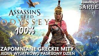 Zagrajmy w Assassin's Creed Odyssey PL (100%) BONUS #1 - Jeden wyjątkowo paskudny dzień