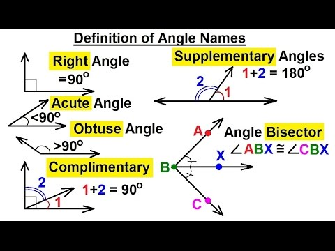 geometry basic terminology 7 of 34 definition of angle