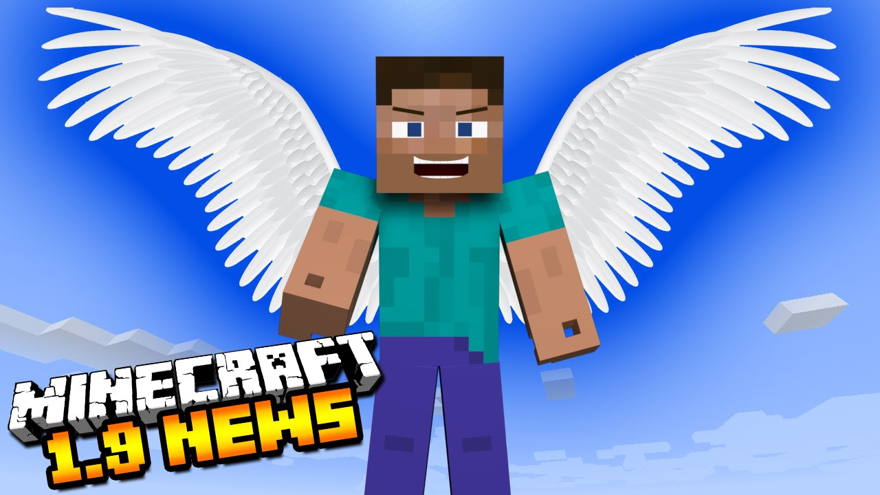Minecraft - How to Get Wings Tutorial - Elytra Glider Wings (Now ...