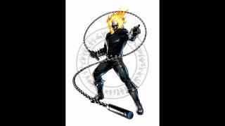 Repeat youtube video Ultimate Marvel vs Capcom 3 - Theme of Ghost Rider