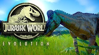 Jurassic World Evolution #22 | Die Dinosaurier sind krank | Gameplay German Deutsch thumbnail