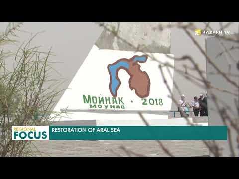 Restoration of Aral Sea