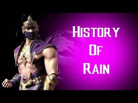 History Of Rain Mortal Kombat X