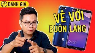 Đánh giá Huawei Y6 Prime 2018: Giá rẻ vẫn có màn hình 18:9, chip Snapdragon