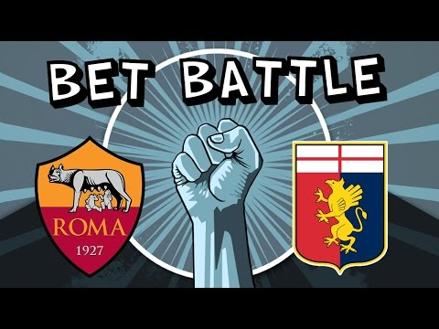 Roma vs Genoa | Sunday's BIG 3 | SBR Bet Battle