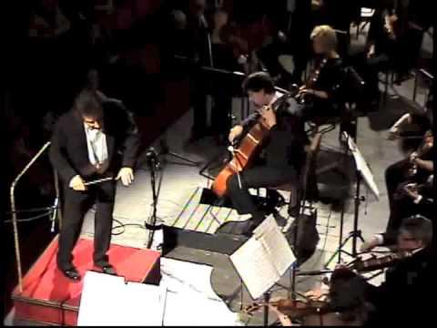 ELGAR: Cello Concerto   Rico Saccani, conductor  Tamas Varga, cello