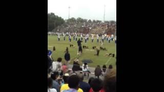 Fort Valley State University Blue Machine Marching Band 2015