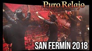 """Video Puro Relajo en San Fermín 2018 - El Rey y Momentico """"Chupinazo"""" nocturno HD download MP3, 3GP, MP4, WEBM, AVI, FLV Agustus 2018"""