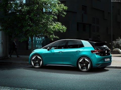 VW I.D. 3 Präsentation IAA 2019 Volkswagen ID. 3 Vorstellung Golf 8 Marktstart, Preis 1. Elektroauto