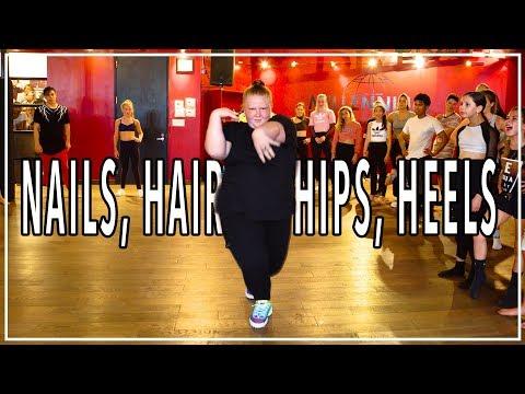 TODRICK HALL - Nails, Hair, Hips, Heels   Choreography By Blake McGrath