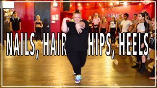 TODRICK HALL - Nails, Hair, Hips, Heels | Choreography by Blake McGrath