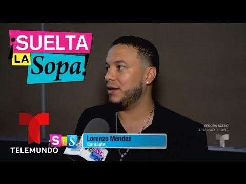 ¡Lorenzo Méndez cuenta la verdad sobre la enfermedad de Chiquis! | Suelta La Sopa | Entretenimiento