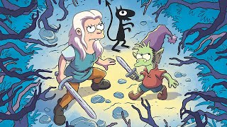 Matt Groening Reveals the Most Important Thing to Know about Disenchantment - Comic Con 2018