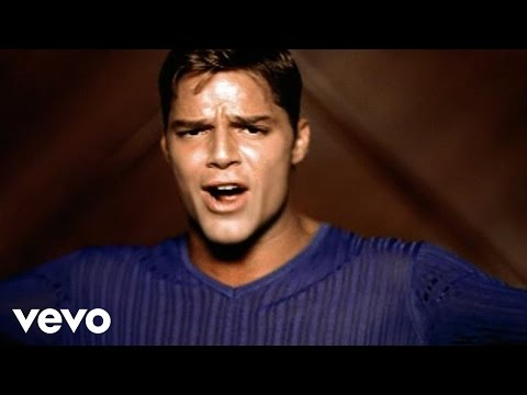 Ricky Martin - La Bomba (Video (Spanish)(Remastered))
