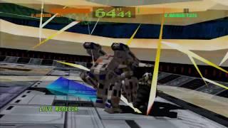 Xbox360 バーチャロン・オラトリオタングラム ドルドレイにフルボッコ