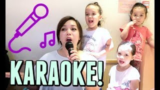 AN INTENSE KARAOKE NIGHT! -  ItsJudysLife Vlogs
