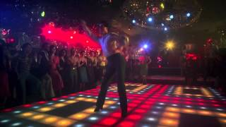 "John Travolta ""Saturday Night Fever"" Remix"