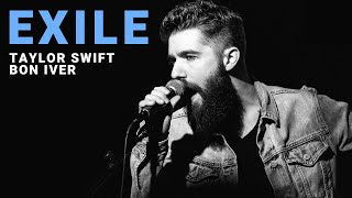 Exile (feat. Bon Iver) - Taylor Swift | Cover by Josh Rabenold