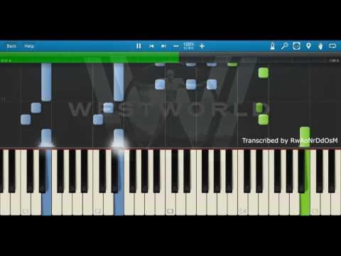 Westworld - Train Theme (Piano Cover)