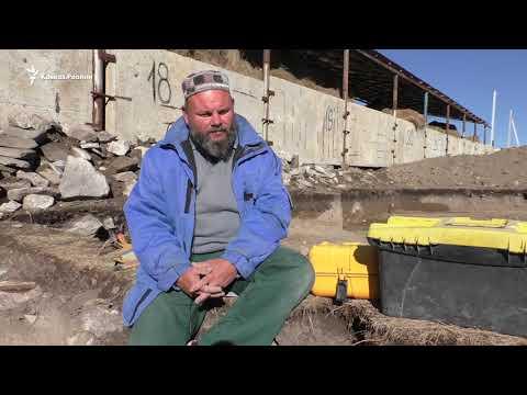 В Карачаево Черкесии строили дорогу и нашли древнее поселение