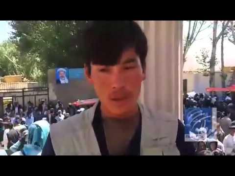 Bamyan protesters criticize govt on Jalrez fight