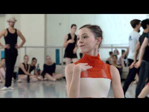 Beyond the Barre - Western Symphony - Pittsburgh Ballet Thea