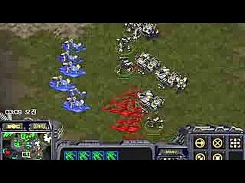 게임을 풀어나가는 법!! Starcraft Brood war, Broadcasting Gameplay.