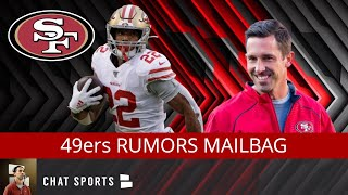 49ers Rumors On Trades For LT & Secondary Help, Schedule Predictions, & Top RB Corp | Mailbag