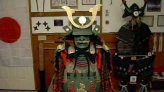 97-ODA NOBUNAGA, MY NEW SAMURAI ARMOR I WILL WEAR ON HORSEBACK AND DOING ARCHERY