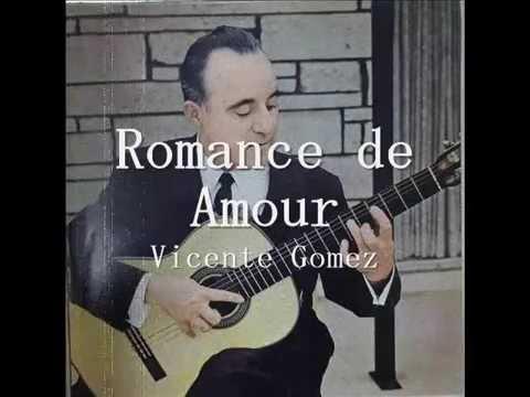 Romance de amour / Vicente gomez
