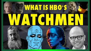 Watchmen HBO: What Is It, & Why? Lindelof's Plan Explained 🦑🕒