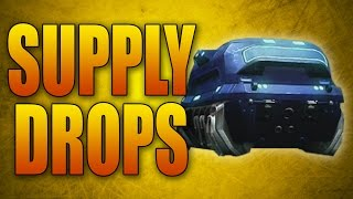 SUPPLY DROPS & CRYPTOKEYS in Black Ops 3! Weapon Camos, Attachments, more!