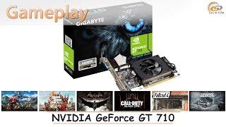 обзор: Видеокарта MSI GeForce GT 710 Silent LP GT 710 2GD3H LP