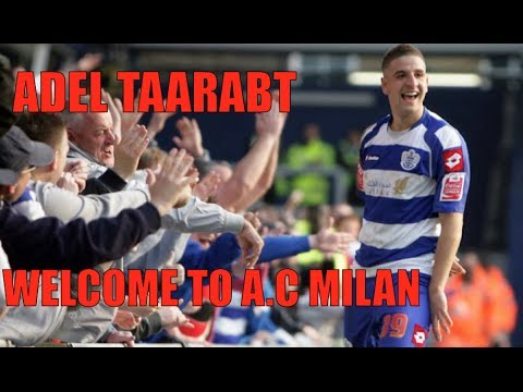 Adel Taarabt | Welcome to A.C Milan | Best Skills & Goals ...