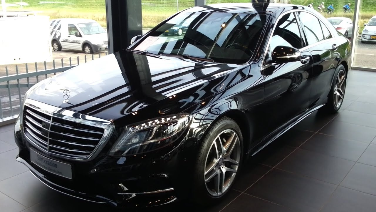 Mercedes benz s class amg 2015 w222 in depth tour interior for How long does it take to build a mercedes benz