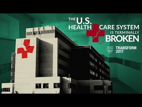 LIVE DEBATE: The U.S. Health Care System Is Terminally Broken Debate