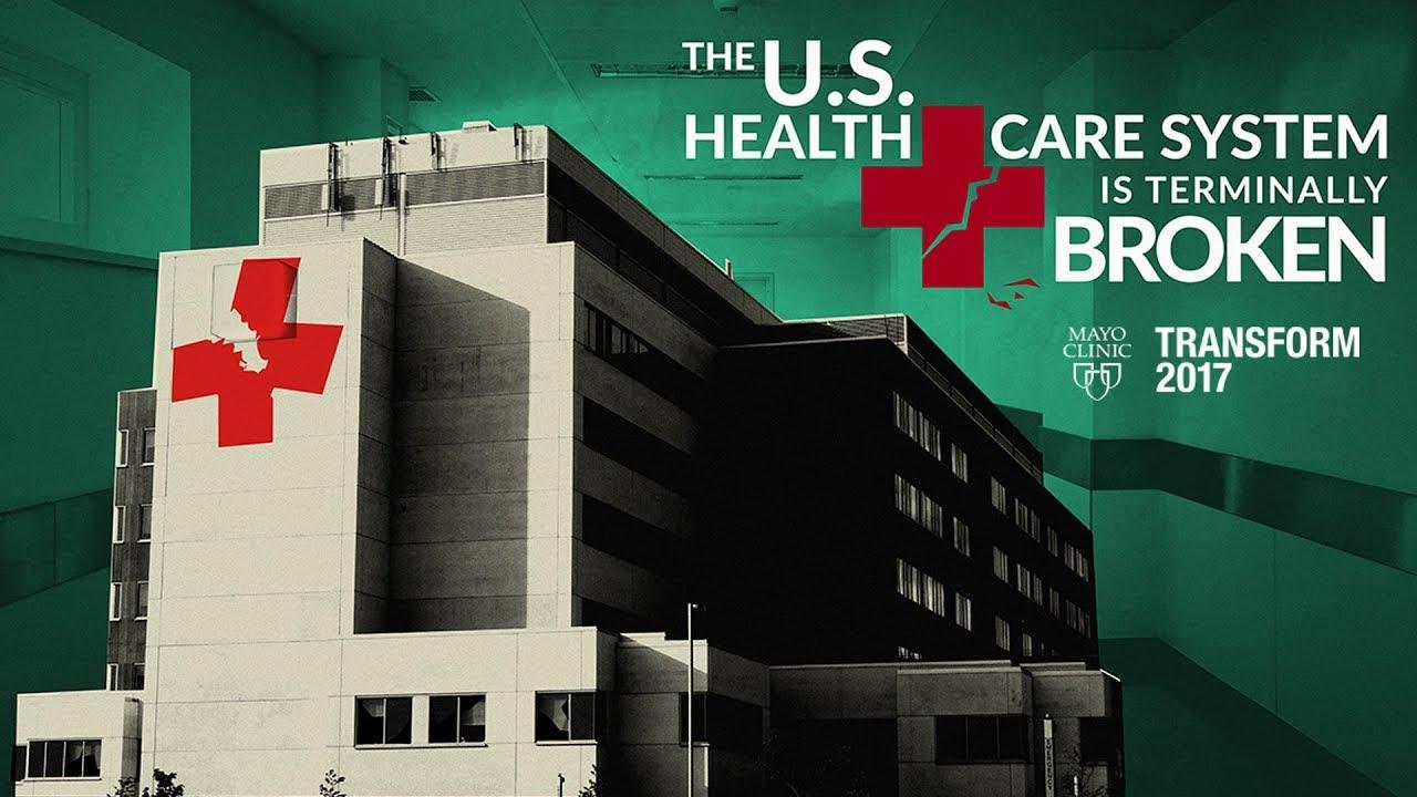 LIVE DEBATE: The U S  Health Care System Is Terminally Broken Debate
