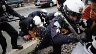 Polizeigewalt Deutschland - Die Polizei ist immer in der Schuld