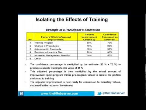 Webinar: Defend Your Training Budget