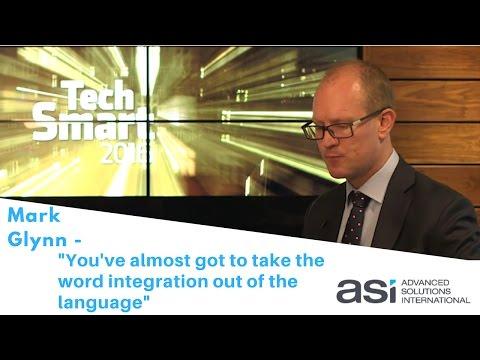 TechSmart - Mark Glynn from ASI talks to Allen Reid from Hart Square