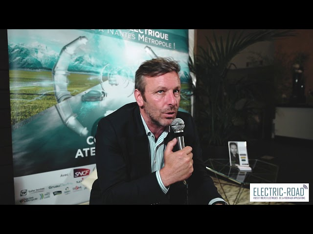 ELECTRIC ROAD : Interview JEAN-YVES KERBRAT | Président de MAN TRUCKS & BUS
