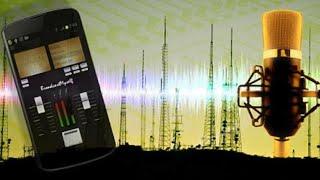 Broadcastmyself  Andriod  Radio Yayin Cep Telefonunda Canlı Yayın Nasıl yapılır Dj Karizmatik
